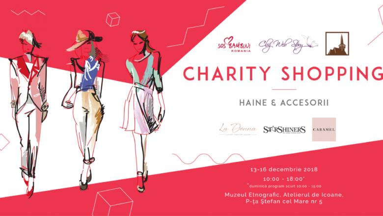 Charity Shopping 2018
