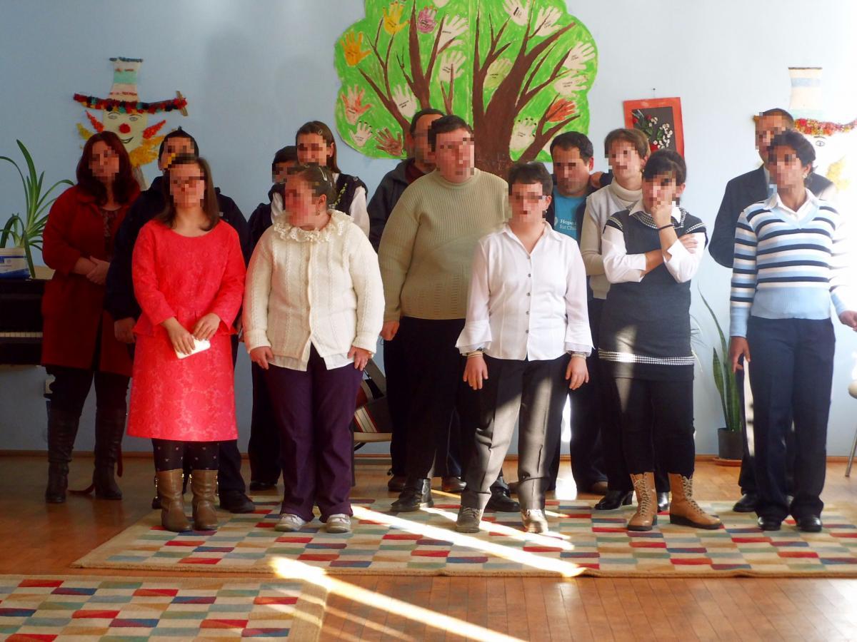Centrele de Stat pentru Copii Abandonati din Sighetu Marmatiei