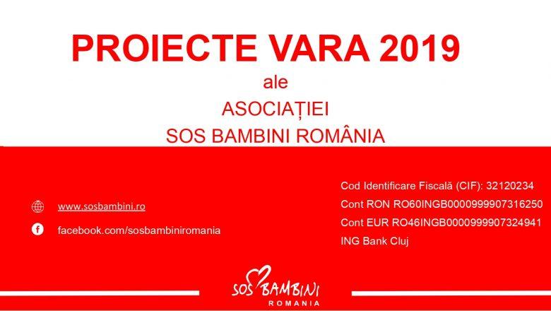 """PROIECT """"AJUTĂ UN COPIL SA MEARGĂ ÎN VACANȚĂ"""" – 2019"""